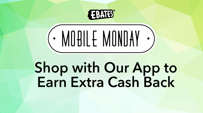 Increased Cash Back On Our App
