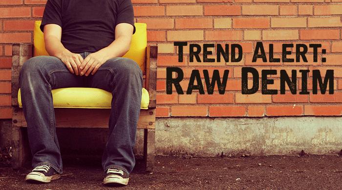 What is Raw Denim?