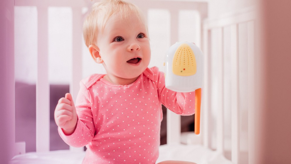22 Smart Baby Gadgets to Make Parenting Easier