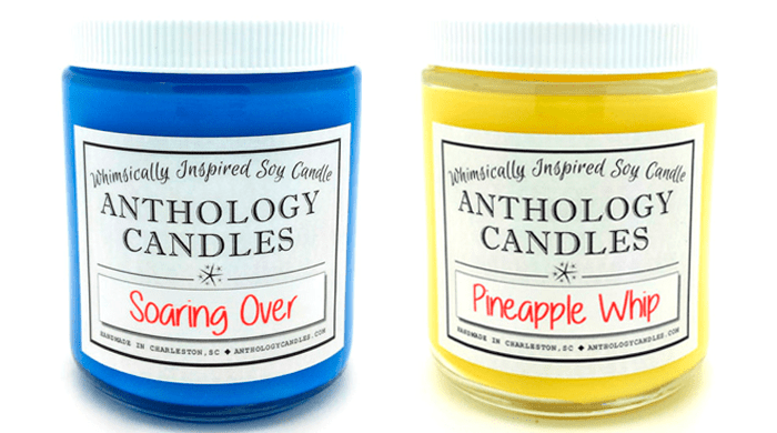 These Soy Candles Smell Like Disney Magic