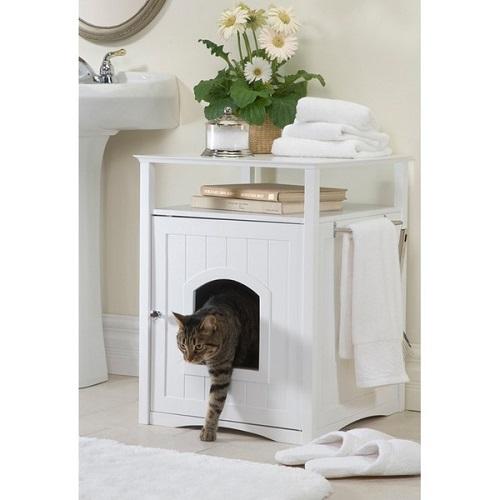 Cat washroom