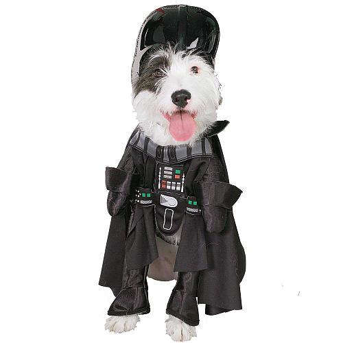 Star Wars Darth Vader Pet Dog Halloween Costume