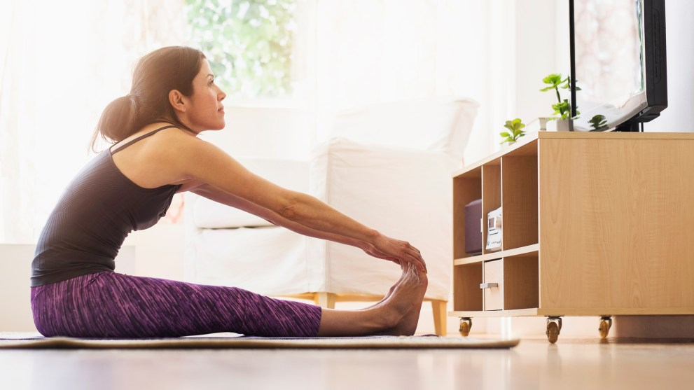 11 Easy Tips to Get Fit at Home
