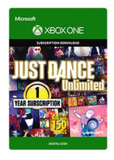 Just Dance Unlimited: 1-Year Subscription