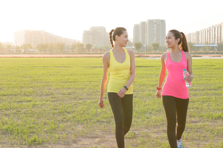 Five Ways to Wear Your Gym Clothes All Day 5