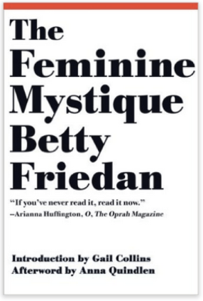 The Feminine Mystique buy Betty Friedan