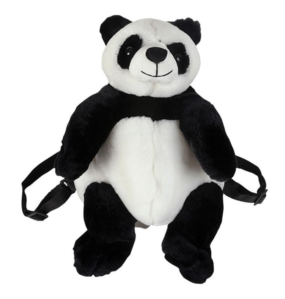 Plush Panda Stuffed Backpack
