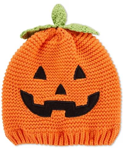 Carter's Baby Boys & Girls Pumpkin Hat