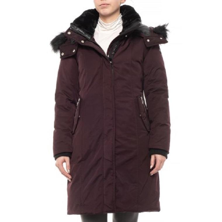 Noize Canadian Designer Lina Long Coat