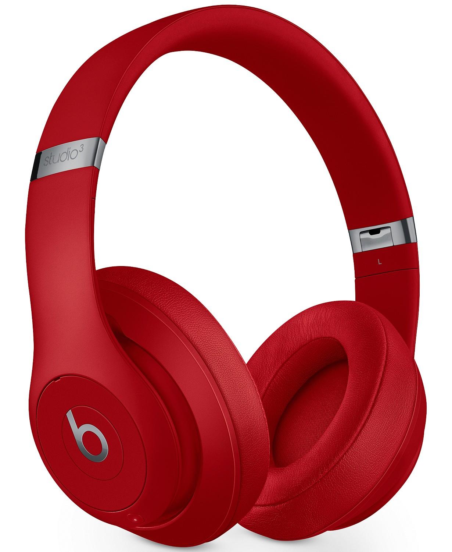 Beats by Dre Studio 3 Noise-Cancelling Wireless Headphones