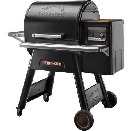 Traeger Timberline 800 Gen1 Black Wood Pellet Grill