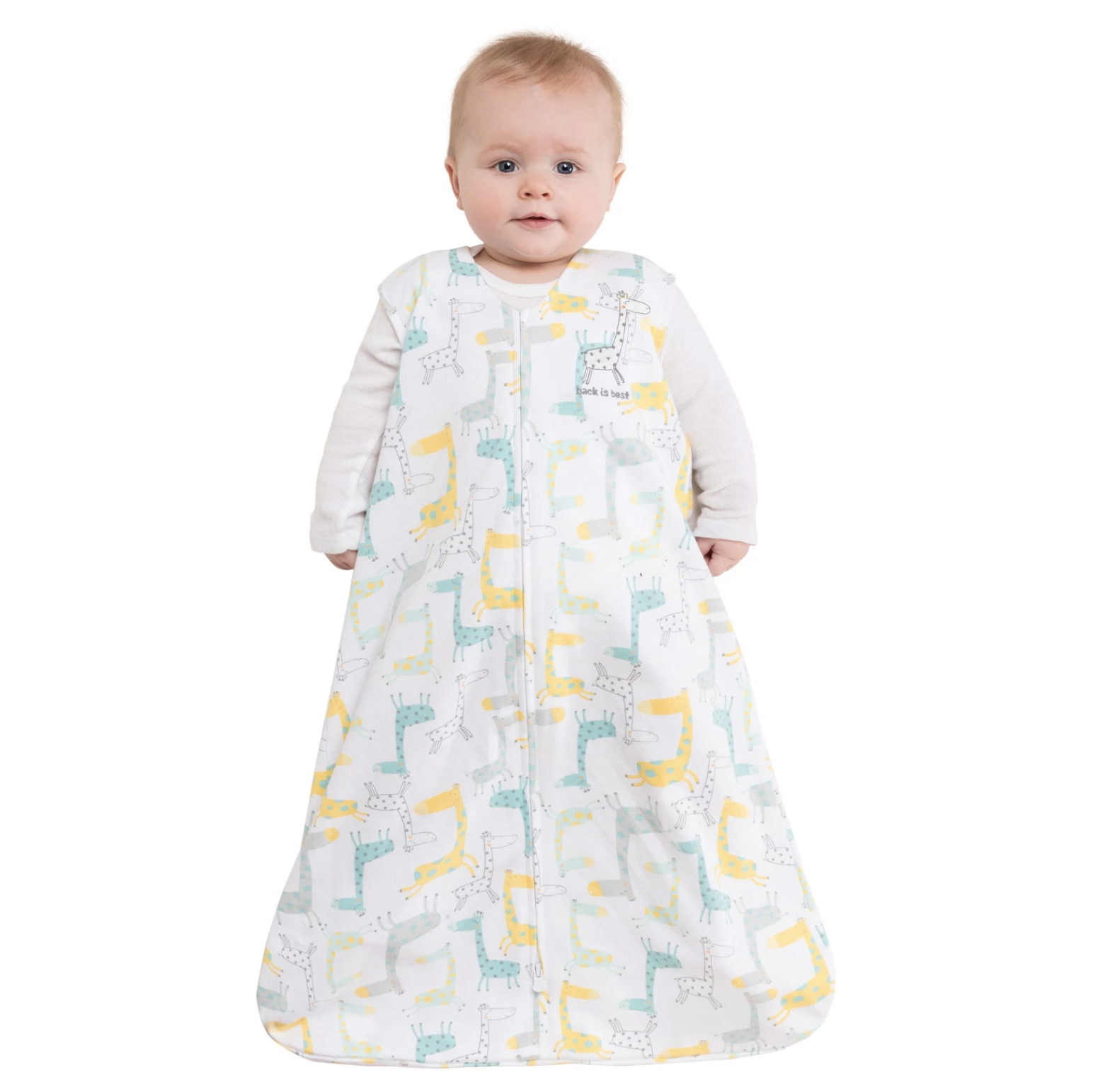 HALO Innovations Sleepsack 100% Cotton Wearable Blanket