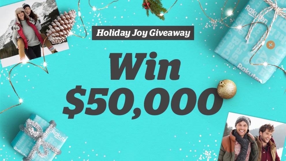 Spread the Joy! Refer Friends & Win $50,000