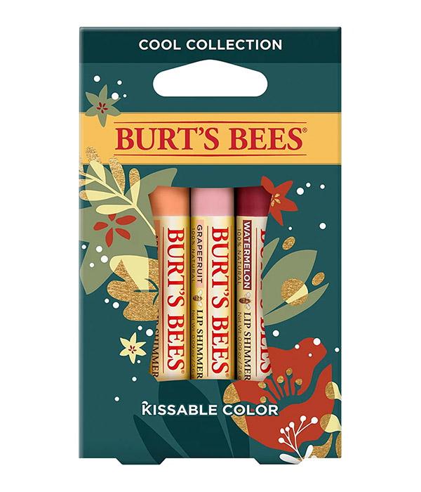 Burt's Bees Chapstick Set