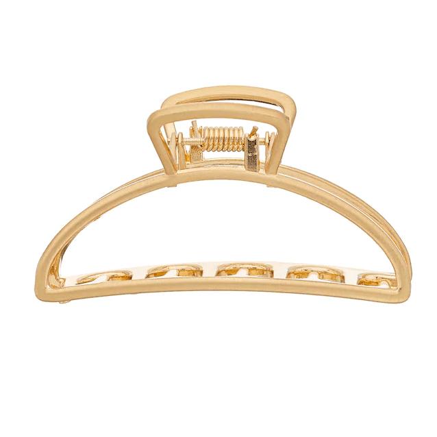 Kohl's Women's Gold Metal Hair Clip