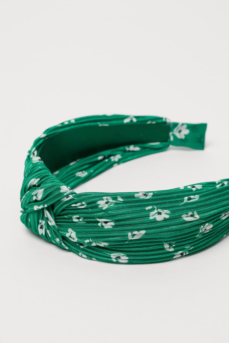 H&M Hairband with Knot Detail