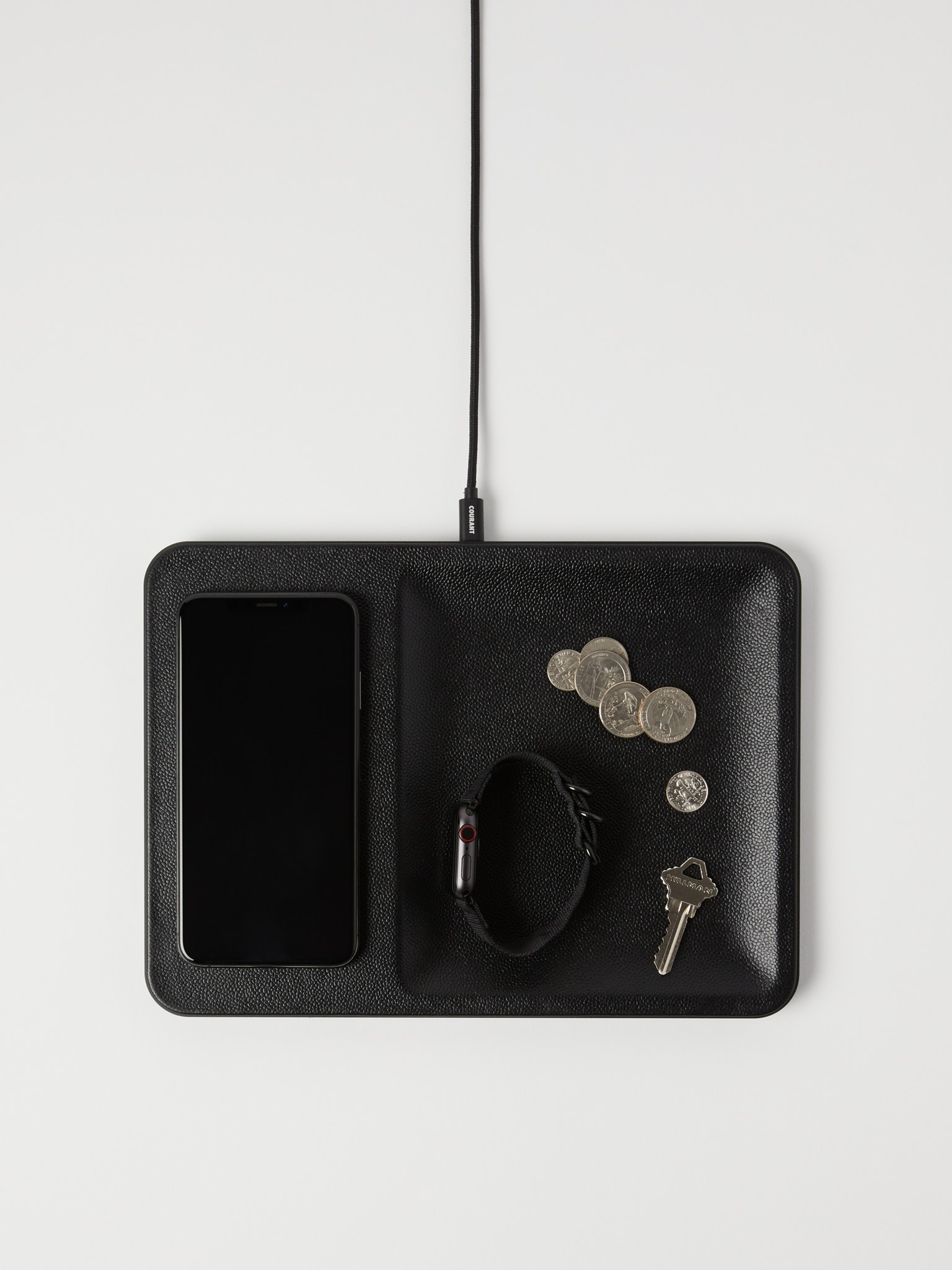 Courant Catch:3 Charging Pad and Tray
