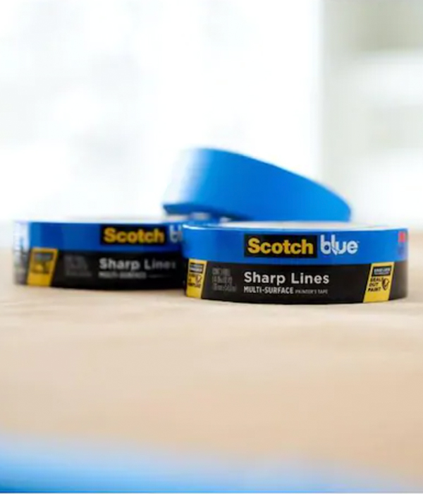 ScotchBlue 1.5-in Painters Tape