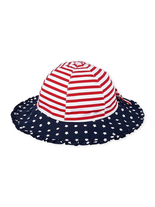 Toddler Americana Stars Bucket Hat