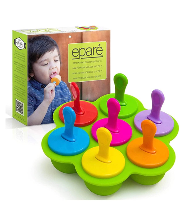Epare Toddler Popsicle Molds