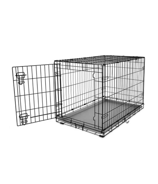 You & Me 1-Door Folding Dog Crate (Large)