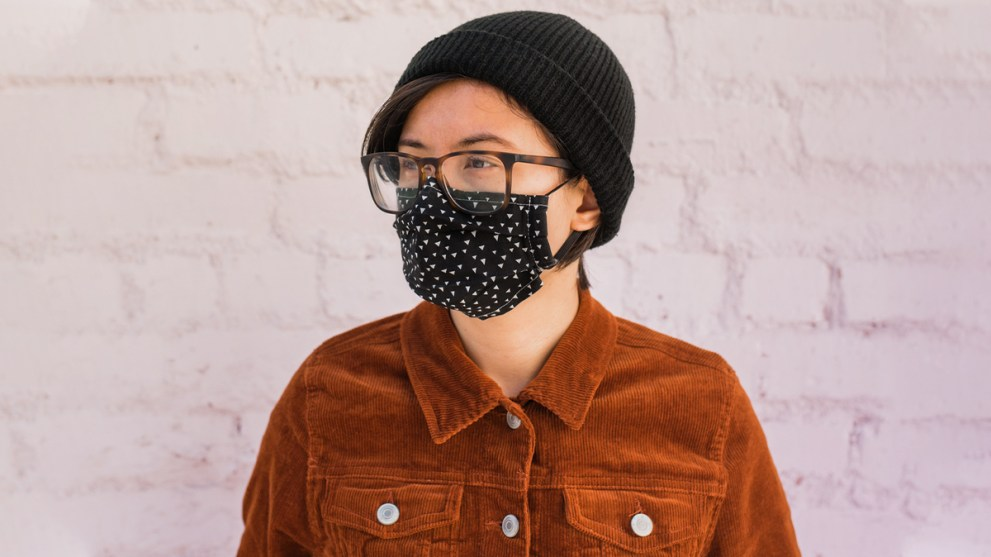 11 Face Masks That Are So Stylish, You'll Love Wearing Them