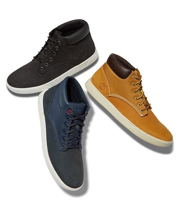 Timberland Groveton Chukka Sneakers