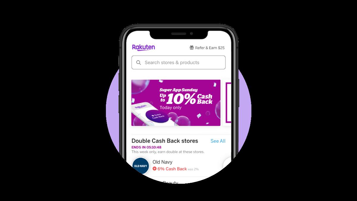 Download the Rakuten App