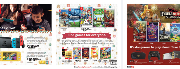 GameStop 2020 Holiday Gift Guide