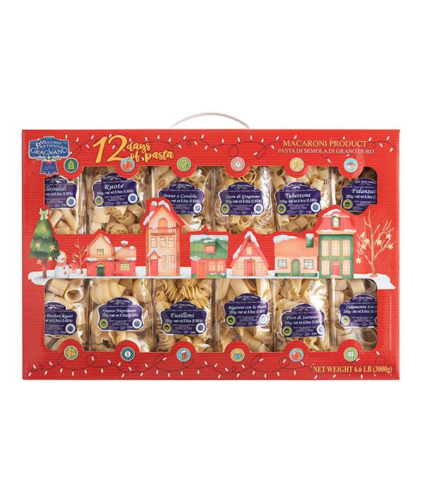 Vecchio Pastifico Di Gragnano 12 Days of Pasta Gift Box