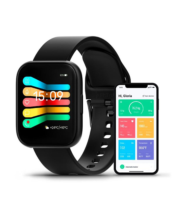 Atria 2.0 | Health Smartwatch