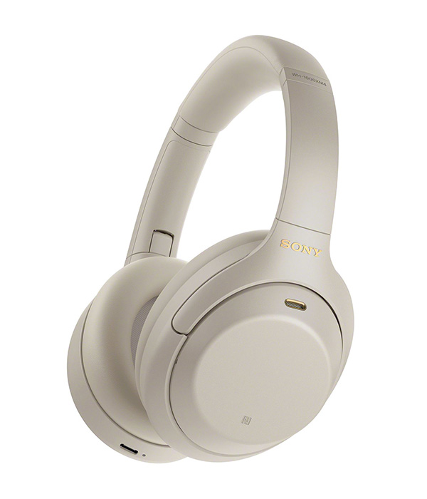 Sony Wireless Noise Canceling Over-Ear Headphones