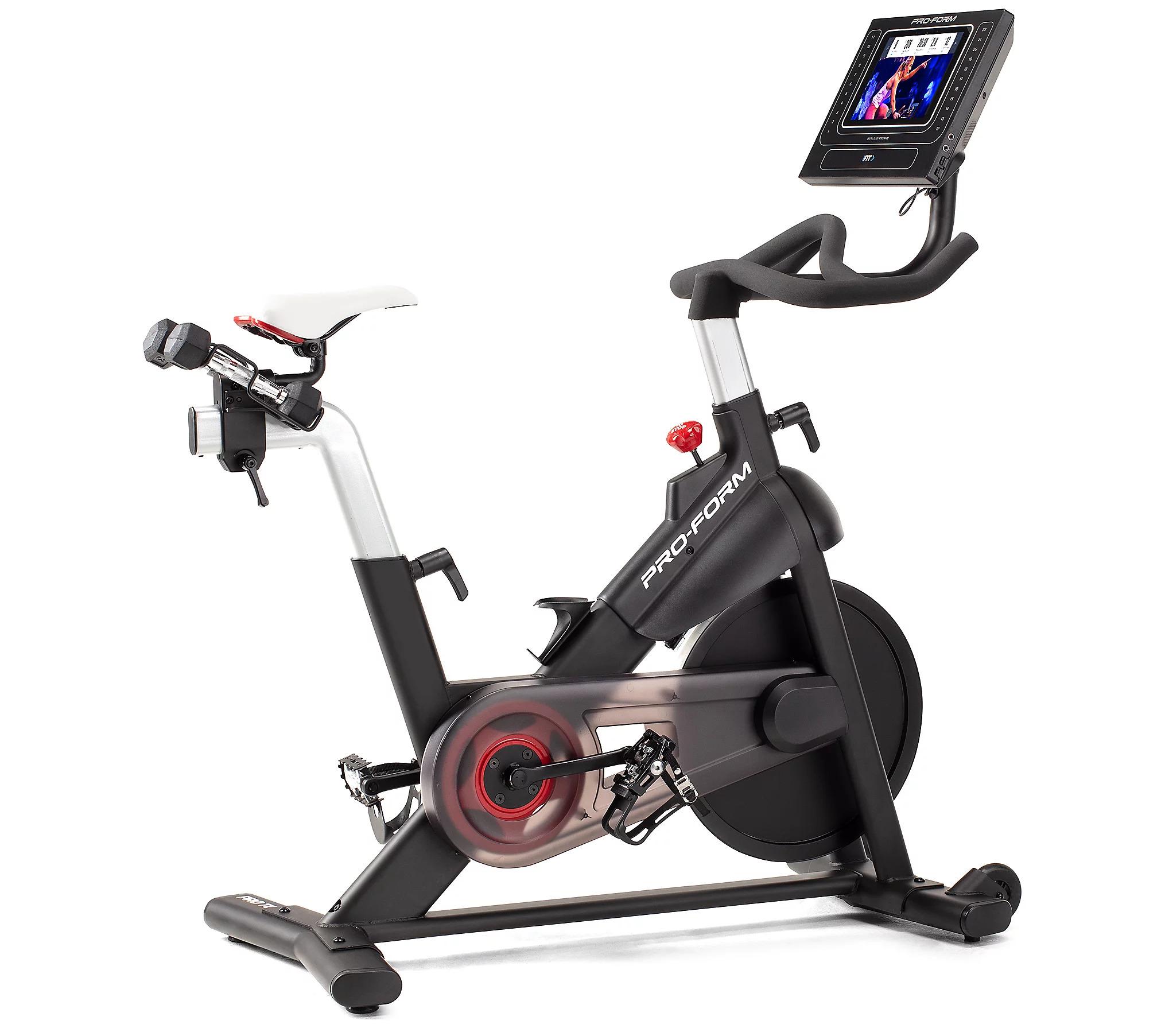ProForm Pro TC Exercise Bike