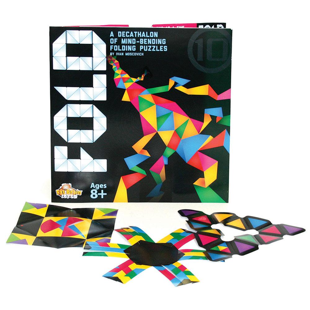 educational toy - Origami Brainteaser