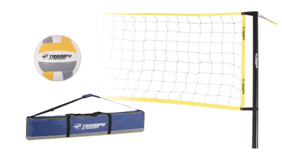 Triumph Completion Volleyball Set