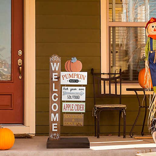 Fall Porch Sign