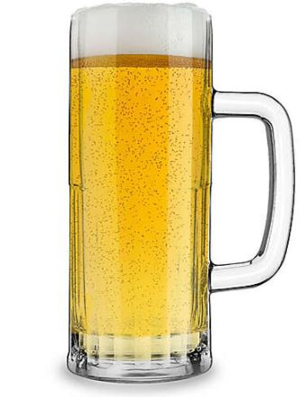Libbey Beer Stein