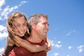 Benarkah Wanita mewarisi Kepribadian Sang Ayah?