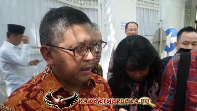 Hasto Kristiyanto: Semua Elemen Harus Berpandangan Positif