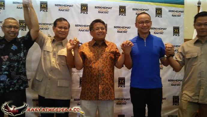 Bentuk Koalisi dengan PKS dan PAN di 5 Daerah, Prabowo Yakin Bisa Menang seperti Pilgub DKI