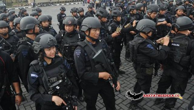 Pasca-Serangan-Bom-Surabaya-Penjagaan-Di-Perketat