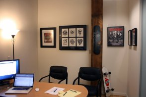 Raleigh PageLadder Office Bones Brigade Collection