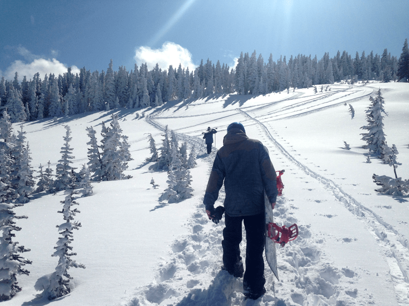 Hiking WP Backcountry