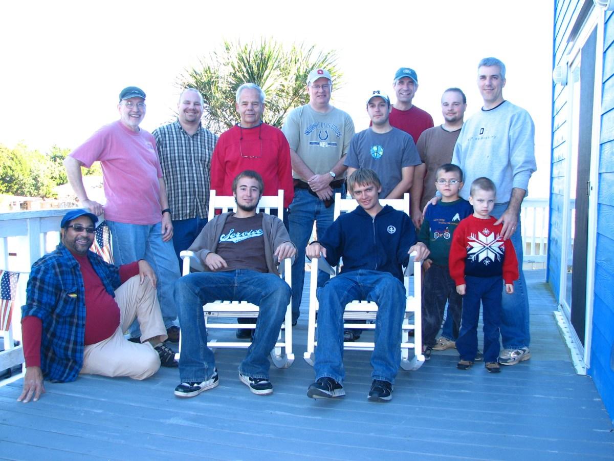 Men's Fall Beach Retreat 2010