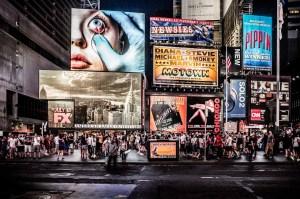 New York City Manhattan Times SquareNew York City Manhattan Times Square