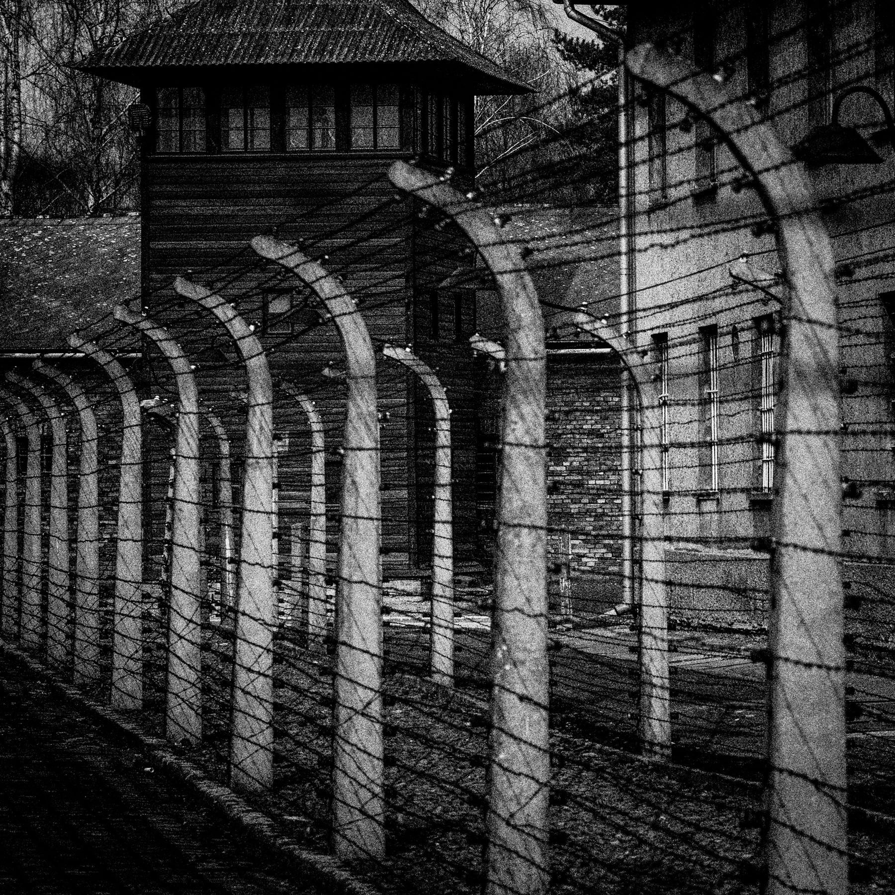 Auschwitz Concentration Camp Birkenau