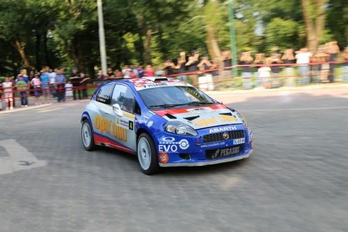 Fatih Kara - Güray Karacar (Fiat Abarth Grande Punto S2000)