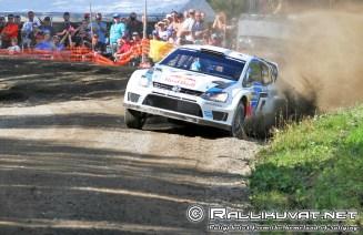 Neste Oil Rally Finland & Vetomies 2013