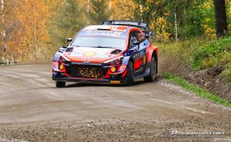 Secto Rally Finland & Vetomies 2021