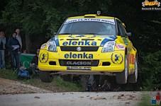 10 Rally della Marca 2012 - Emanuele Di Donna